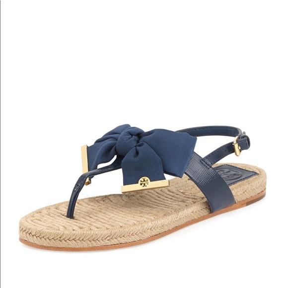 7fa11d29f9d2 ... Bow Espadrille Sandals. M 5a736fc8daa8f6b568e4e32b